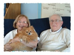 Pets provide good memory care therapy