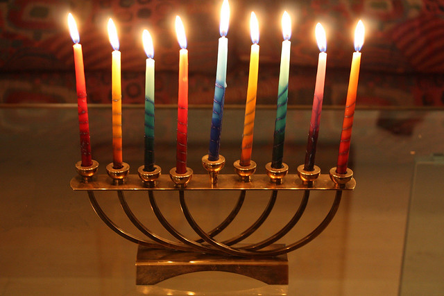 Happy Hanukkah from All of Us at Colten Adult Care