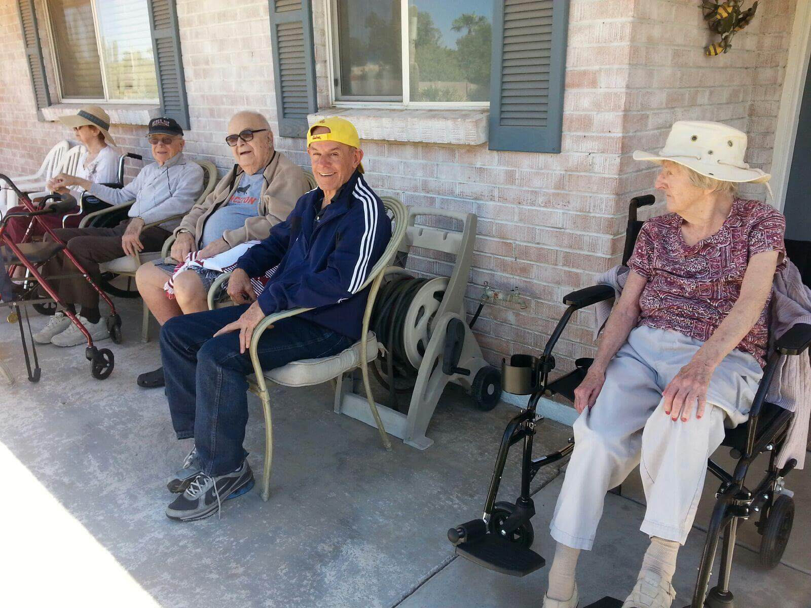 Scottsdale adult group home